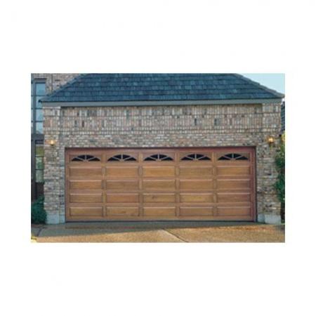 Post image for Puerta de madera para garaje