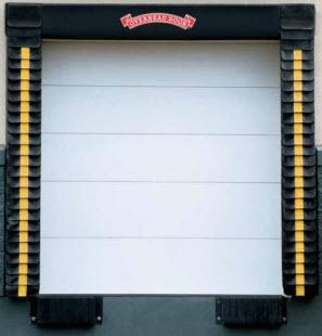Post image for Puerta seccional de acero sin aislamiento 416 (uso muy pesado)